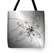 Whimsy Q Tote Bag