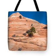 Whipped Rock Tote Bag