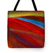 Whirled Colors Tote Bag