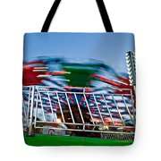 Whirling Into Fall Tote Bag