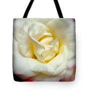 Whirling Rose Tote Bag