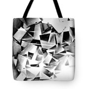 Whirlstructure I Tote Bag