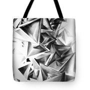 Whirlstructure II Tote Bag