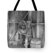 Whiskey Barrel  Tote Bag