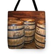 Whisky Barrels Tote Bag