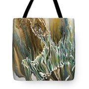 Whisper Tote Bag by Karina Llergo
