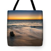 Whisper Of The Waves  Tote Bag