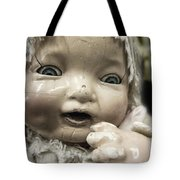 Whispering Tote Bag