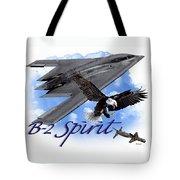 Whispering Spirit Tote Bag