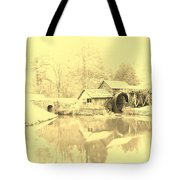Whispers Of Mabry Mill Tote Bag
