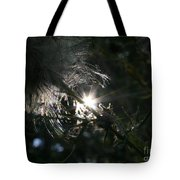 Whisps And Glares Tote Bag