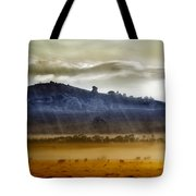 Whisps Of Velvet Rains... Tote Bag