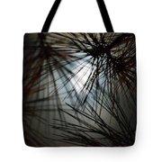 Whispy Winter Moonlight Tote Bag