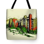 Whistler Art 004 Tote Bag