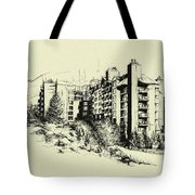 Whistler Art 007 Tote Bag