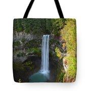 Whistler Bc Waterfall Tote Bag