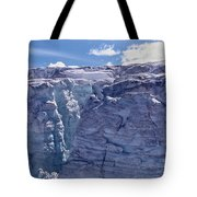 Whistler Glaciers Sc125-05 Tote Bag