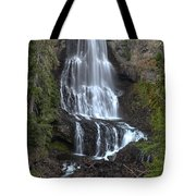 Whistler Waterfalls - Alexander Falls Tote Bag