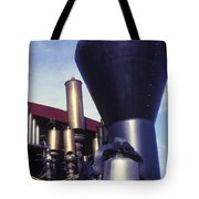 Whistles And Bells Tote Bag