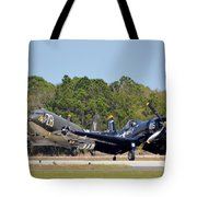 Whistling Death And Tico Belle Tote Bag