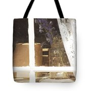 Whistling Old Tunes  Tote Bag