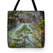 Whistling Pines Tote Bag