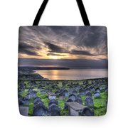 Whitby Graves Tote Bag