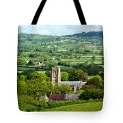 Whitchurch Canonicorum Overview  Tote Bag