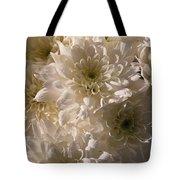 White And Pure Tote Bag