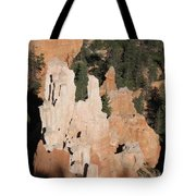 White And Red Rocks Of Bryce Np Tote Bag