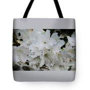 White Azaleas In Bermuda Tote Bag