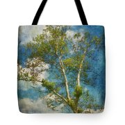 White Birch In May Tote Bag