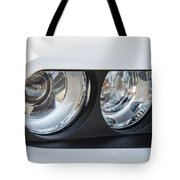 White Challenger 1524 Tote Bag