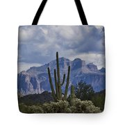White Cotton Candy Clouds  Tote Bag