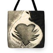 White Dove Art - Comfort - By Sharon Cummings Tote Bag