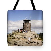 White Face Lookout Tote Bag