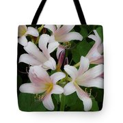 White Flowers 1 Tote Bag