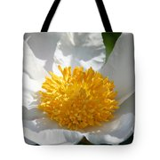 White Glove Tote Bag