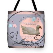 White Goose Series 1 Tote Bag