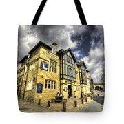 White Hart At Todmorden  Tote Bag