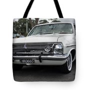 White Hr Tote Bag