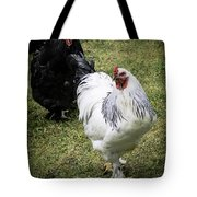 White Meat Or Dark Meat Tote Bag