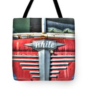 White Motor Company Highway Post Office U. S. Mail No 1 Tote Bag