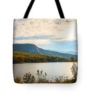 White Mountain Range Tote Bag
