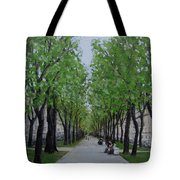 White Night In St. Petersburg Tote Bag