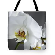 White Orchid 1b Tote Bag