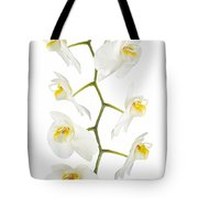 White Orchid-4783 Tote Bag