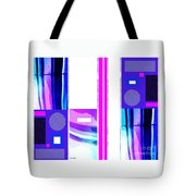 White Renew Tote Bag