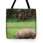 White Rhino 14 Tote Bag