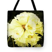 White Rhododendrons Tote Bag